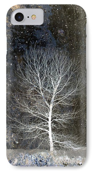 Silent Night IPhone Case by Carol Leigh