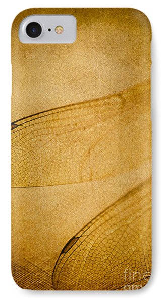 Silent Wings Phone Case by Jan Bickerton