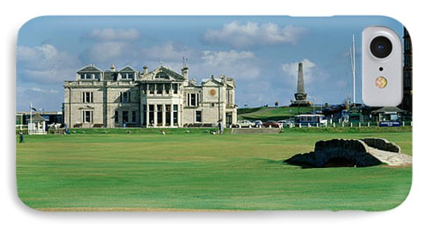 Silican Bridge Royal Golf Club St IPhone Case by Panoramic Images