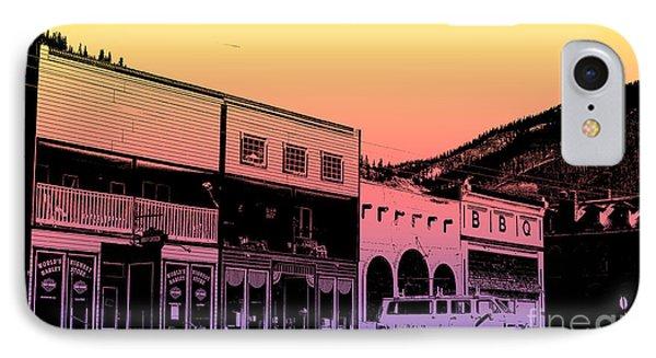 Silverton Colorado Phone Case by Janice Rae Pariza
