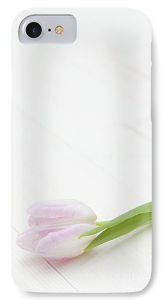 Simply Tulip Phone Case by Anne Gilbert