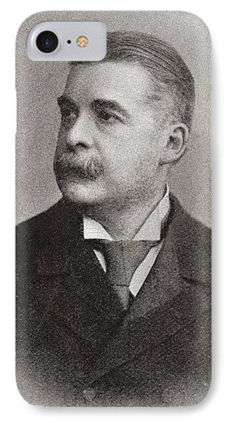 Sir Arthur Seymour Sullivan IPhone Case by Bridgeman Images
