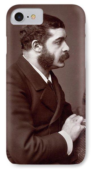 Sir Arthur Seymour Sullivan IPhone Case by British Library