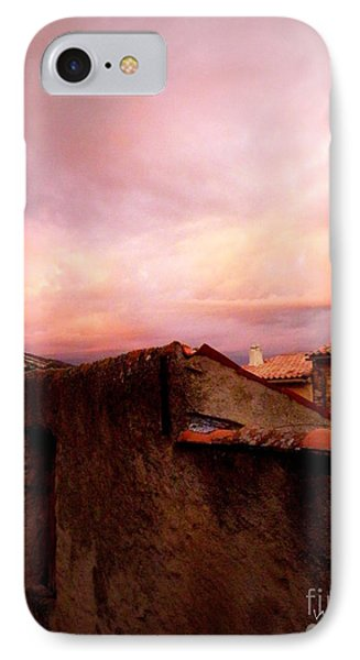 Sky Drama IPhone Case by Lainie Wrightson