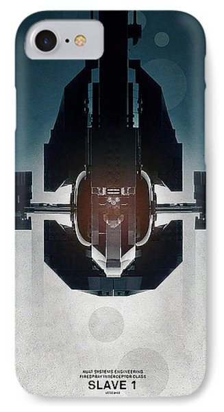 Slave One IPhone Case by Baltzgar