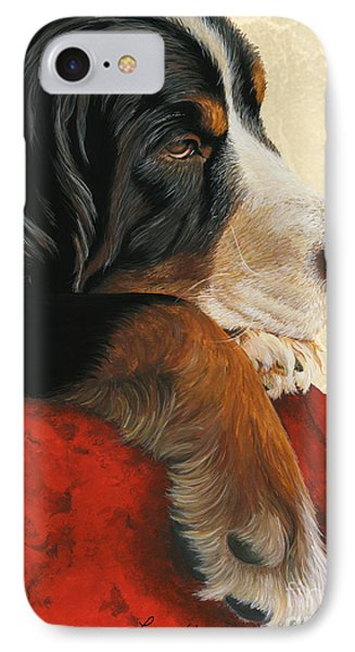 Slumber IPhone Case by Liane Weyers