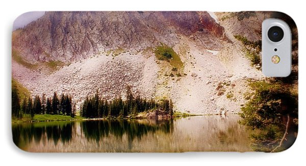 Snowy Mountains Loop 2 Phone Case by Marty Koch