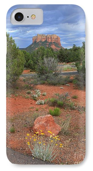 So Long Sedona IPhone Case by Carol Groenen