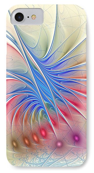 Soft Colors IPhone Case by Anastasiya Malakhova