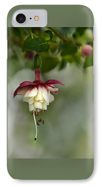 Softly Hanging IPhone Case by Ann Bridges