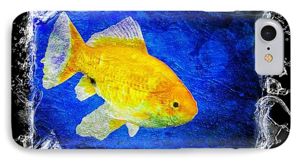 Something Fishy IPhone Case by Aaron Berg