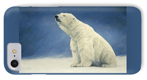 Something In The Air IPhone Case by Lucie Bilodeau