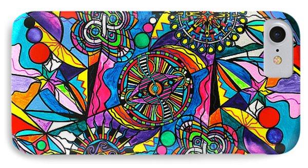 Soul Retrieval IPhone Case by Teal Eye  Print Store