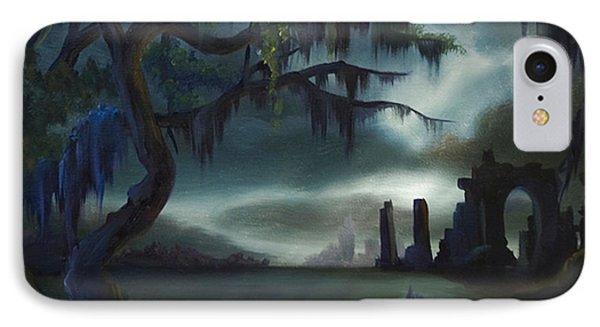 Southern Arch IPhone Case by James Christopher Hill