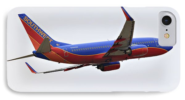 Southwest Skies IPhone Case by Ricky Barnard
