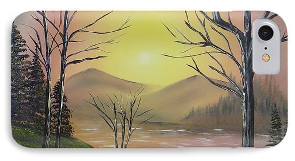 Southwest Sunrise Phone Case by Kevin  Brown