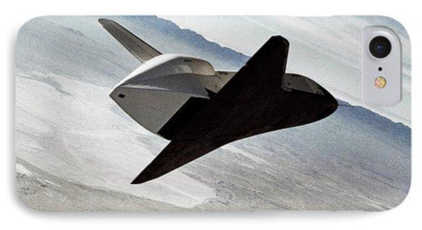 Space Shuttle Enterprise Test Flight IPhone Case by Nasa