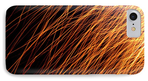 Sparks Phone Case by JS Rose Photography
