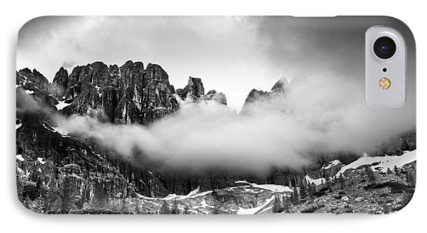 Spirits Of The Mountains IPhone Case by Yuri Santin