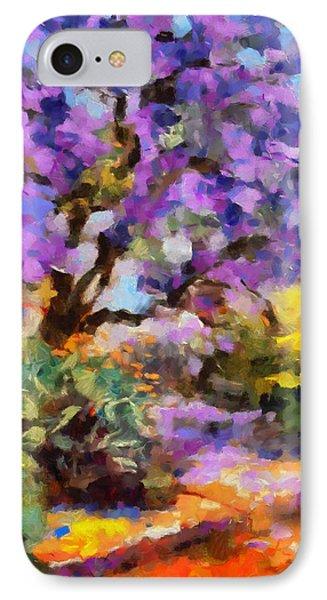 Splendor Of Nature IPhone Case by Georgiana Romanovna