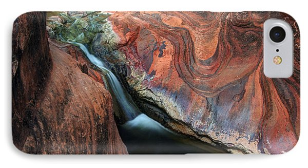 Splendor On Quail Creek Phone Case by Bob Christopher