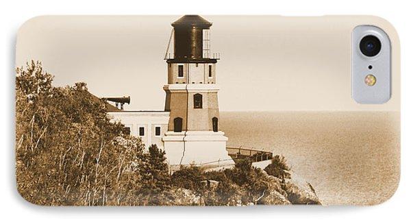 Split Rock Lighthouse Phone Case by Kristin Elmquist