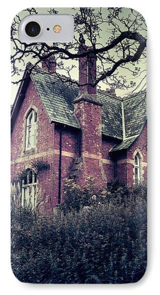 Spooky House Phone Case by Joana Kruse