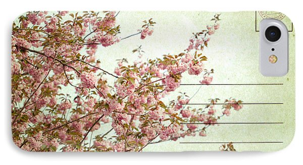 Spring Floral Phone Case by June Marie Sobrito