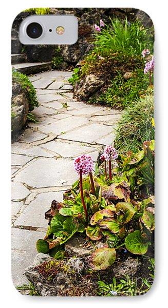 Spring Garden IPhone Case by Elena Elisseeva