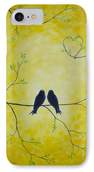Spring Is A Time Of Love IPhone Case by Veikko Suikkanen