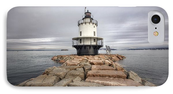 Spring Point Ledge Phone Case by Eric Gendron