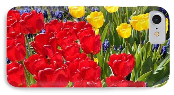Spring Sunshine IPhone 7 Case by Carol Groenen