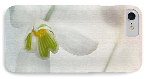 Springflower Phone Case by Annie Snel