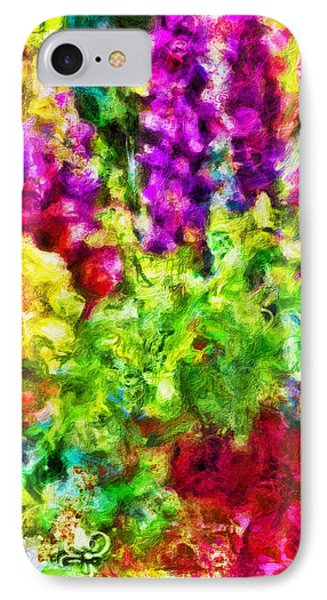 Springs Embrace IPhone Case by Jo-Anne Gazo-McKim