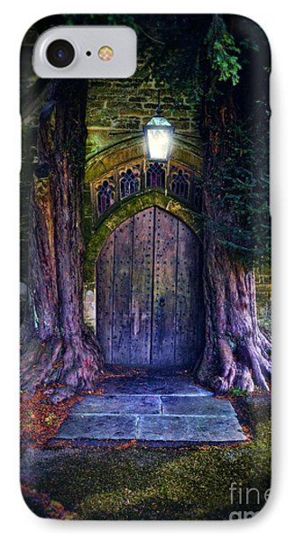 St Edwards At Stow On The Wold IPhone Case by Jill Battaglia