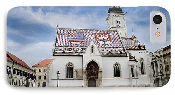St. Mark's Church Phone Case by Jelena Jovanovic