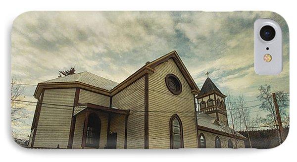 St. Pauls Anglican Church Phone Case by Priska Wettstein