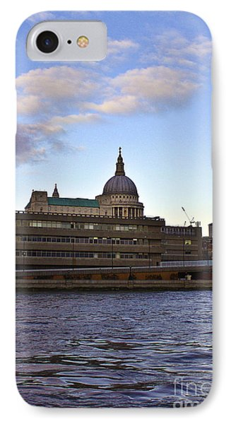 St Paul's Cathedral London Phone Case by Terri Waters