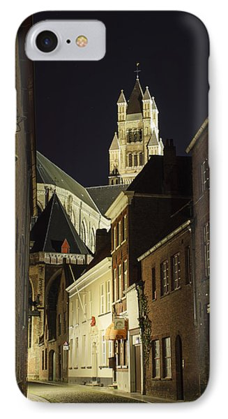 St Saviour Cathedral  IPhone Case by Adam Romanowicz