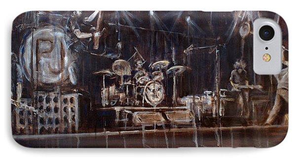 Stage IPhone 7 Case by Josh Hertzenberg