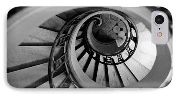Staircase IPhone Case by Sebastian Musial