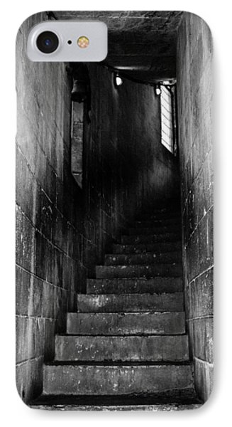 Stairway  IPhone Case by Steven  Taylor
