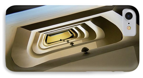 Stairwell IPhone Case by Mark Williamson