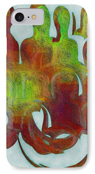 Standing Ovation 2 Phone Case by Jack Zulli
