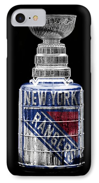 Stanley Cup 4 IPhone Case by Andrew Fare