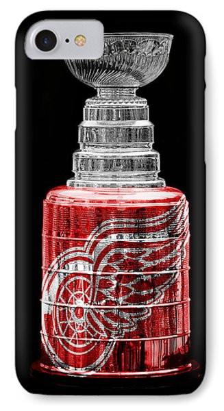 Stanley Cup 5 IPhone Case by Andrew Fare