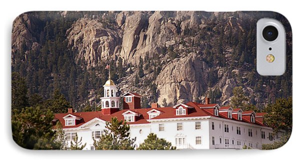 Stanley Hotel Estes Park IPhone Case by Marilyn Hunt