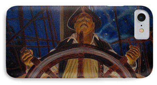 Star Pirates Phone Case by John Paul Blanchette