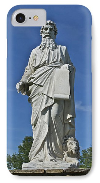 Statue 01 Phone Case by Thomas Woolworth
