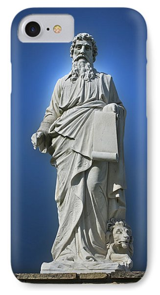 Statue 23 Phone Case by Thomas Woolworth